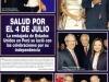 Revista ¡Hola! / Julio 2015