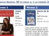 Semana del 30 de enero al 1 de febrero 2012