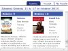 Ranking Crisol General Semana del 11 al 17 de febrero 2014