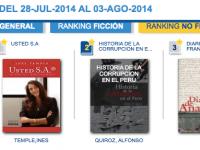 Usted S.A. #1 Crisol No Ficción | 28 al 3 agosto 2014