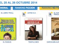 Usted S.A. #1 Crisol No Ficción | 20 al 26 octubre 2014
