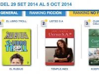 Usted S.A. #1 Crisol No Ficción | 29 setiembre al 5 octubre 2014