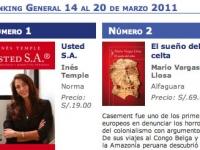 Semana del 14 al 20 de marzo 2011