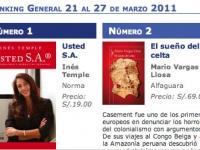 Semana del 21 al 27 de marzo 2011