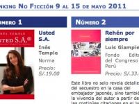 Semana del 9 al 15 de mayo 2011