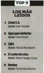 Top mas leido Correo 5.5.11