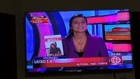 en la TV agosto 2015