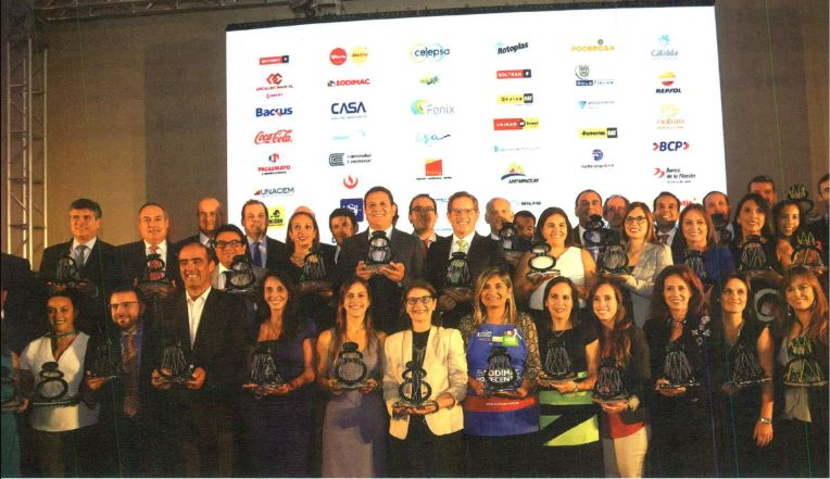SIXTY-THREE COMPANIES WERE RECOGNIZED IN THE 7TH EDITION OF THE SOCIALLY RESPONSIBLE COMPANY AWARDS
