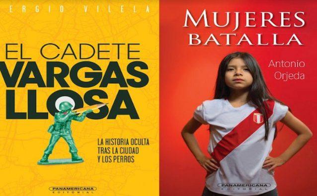 Mujeres Batalla Mencion Ines Temple FIL 2019